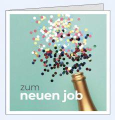 Für neuen job glückwünsche Glückwünsche zum